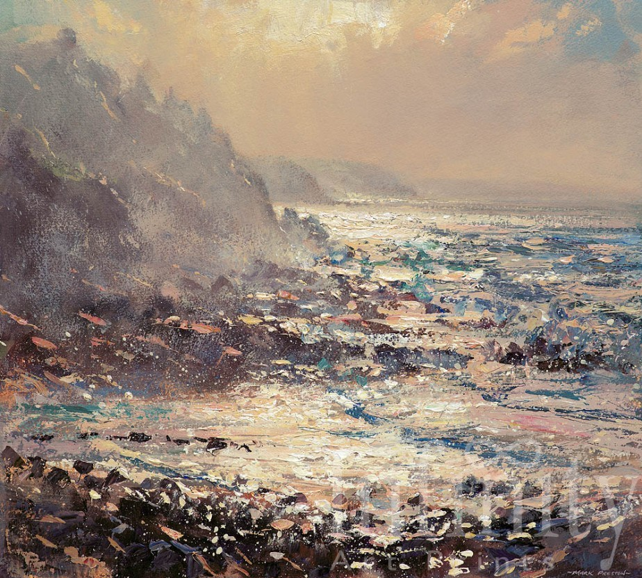 Bright Morning Light, Priest's Cove
